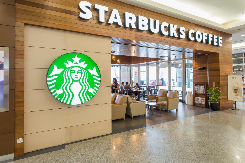 Starbucks Coffee - Great Eastern Mall