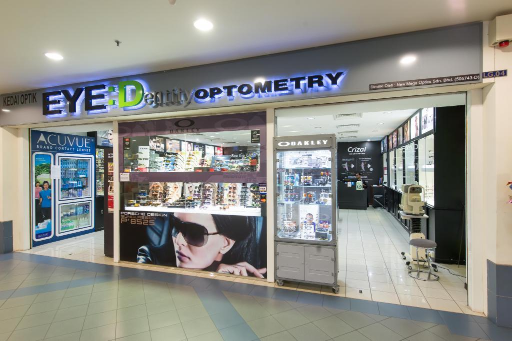 EYE:Dentity Optometry - Great Eastern Mall