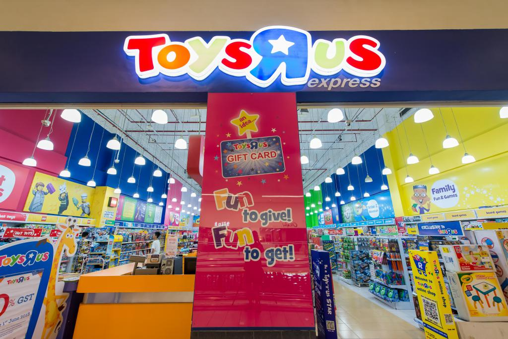 TOYS'R'US - Great Eastern Mall